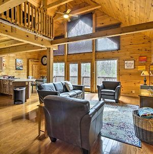 Comfortable Log Home About 4 Miles To Shenandoah River photos Exterior