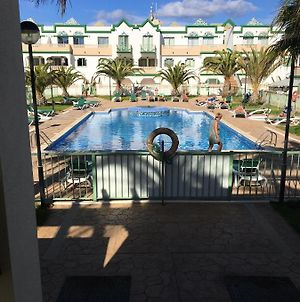 Apartment With One Bedroom In Castillo Caleta De Fuste With Wonderful Mountain View Shared Pool And Enclosed Garden photos Exterior
