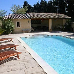 House With 4 Bedrooms In Cavaillon With Shared Pool Enclosed Garden And Wifi photos Exterior