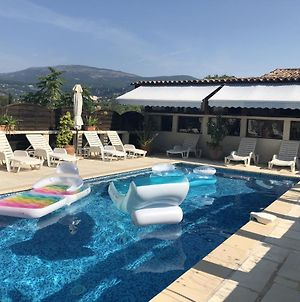 House With 2 Bedrooms In Grasse With Wonderful Mountain View Shared Pool Enclosed Garden 13 Km From The Beach photos Exterior