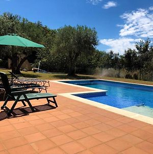 Villa With 3 Bedrooms In Girona, With Wonderful Mountain View, Private Pool, Enclosed Garden - 6 Km From The Beach photos Exterior
