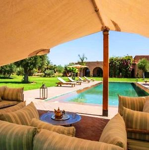 Villa With 6 Bedrooms In Marrakech With Private Pool Terrace And Wifi photos Exterior