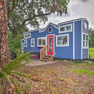 Waterfront Tiny House With Private Dock & Golf Cart! photos Exterior