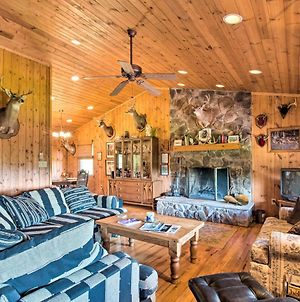 Authentic Cabin With Fire Pit, 11Mi To Trout Fishing! photos Exterior
