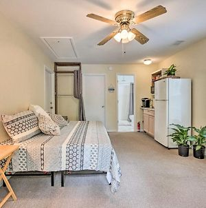 Cozy Studio W/ Yard, 6 Mi To Dwtn Beaufort! photos Exterior