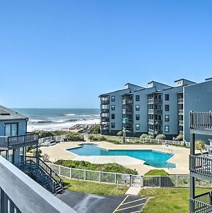 Oceanfront Paradise With Pool & Deck - Walk To Beach! photos Exterior