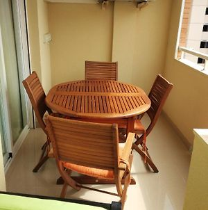Apartment With 2 Bedrooms In Benidorm With Wonderful Sea View Shared Pool And Furnished Terrace 500 M From The Beach photos Exterior