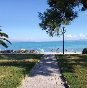 Apartment With One Bedroom In Chanioti With Wonderful Sea View Furnished Terrace And Wifi photos Exterior