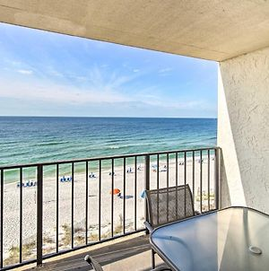 Exquisite Orange Beach Condo With Pool And Ocean Views! photos Exterior