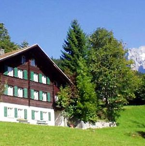 Apartment With One Bedroom In Grindelwald With Wonderful Mountain View Enclosed Garden And Wifi photos Exterior