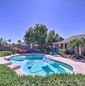 Pool Home With Spectacular Strip And Mountain Views! photos Exterior