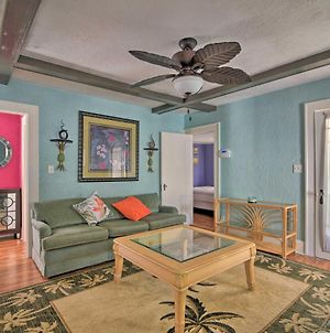 Sunny St. Pete Cottage: Tropicana Field ~1 Mi photos Exterior