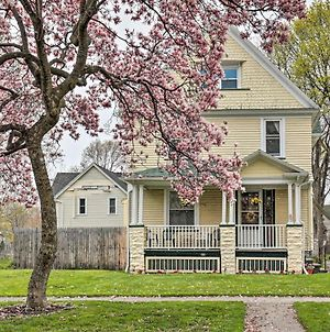 Idyllic Rochester Apt ~2 Miles To Downtown! photos Exterior