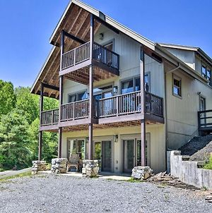 Timber Frame Cabin With South Holston Lake Views photos Exterior