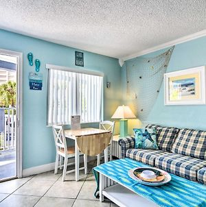 Lively Studio With Pool Access, Across From Gulf photos Exterior