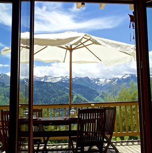 Chalet With 4 Bedrooms In Ax Les Thermes With Wonderful Mountain View And Furnished Garden photos Exterior
