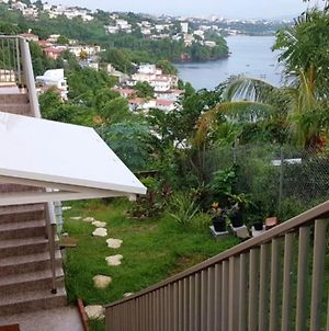 Apartment With One Bedroom In Schoelcher With Wonderful Sea View Enclosed Garden And Wifi 4 Km From The Beach photos Exterior