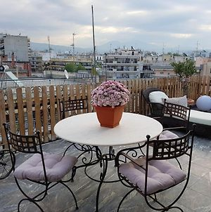 Apartment With One Bedroom In Thessaloniki, With Wonderful City View, Furnished Balcony And Wifi - 30 Km From The Beach photos Exterior
