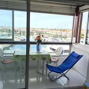 Studio In Cap D'Agde, With Wonderful Sea View And Furnished Balcony - 400 M From The Beach photos Exterior
