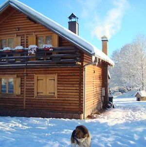 House With 3 Bedrooms In Lohovo With Furnished Terrace 30 Km From The Slopes photos Exterior