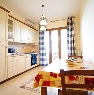 Studio In Trecastagni With Wonderful Sea View Furnished Terrace And Wifi 9 Km From The Beach photos Exterior