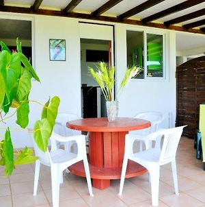 Apartment With One Bedroom In Le Robert, With Wonderful Sea View, Enclosed Garden And Wifi - 5 Km From The Beach photos Exterior