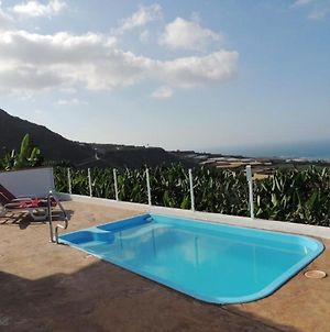 House With 2 Bedrooms In Santiago Del Teide, With Wonderful Sea View, Shared Pool, Terrace - 3 Km From The Beach photos Exterior