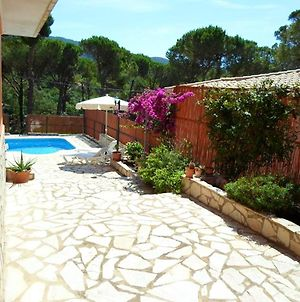 Villa With 4 Bedrooms In Calonge, With Wonderful Mountain View, Private Pool, Furnished Terrace - 7 Km From The Beach photos Exterior