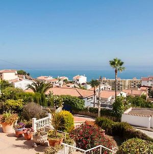 Villa With 3 Bedrooms In Benajarafe With Wonderful Sea View Private Pool Enclosed Garden 500 M From The Beach photos Exterior