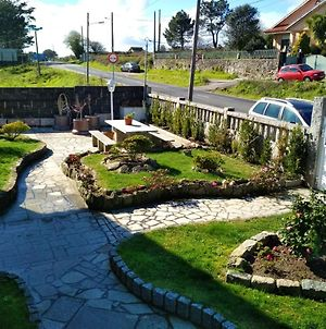 House With 3 Bedrooms In Camposancos With Wonderful Mountain View Furnished Garden And Wifi 200 M From The Beach photos Exterior