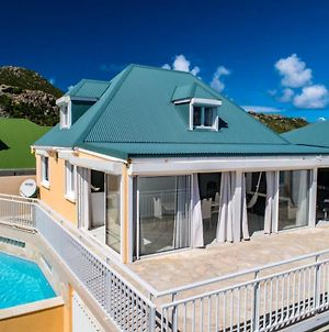 Villa With 2 Bedrooms In Saintbarthelemy With Wonderful Sea View Private Pool Terrace 500 M From The Beach photos Exterior