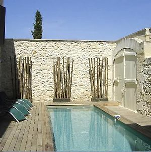 Villa With 3 Bedrooms In Beaucaire, With Private Pool, Enclosed Garden And Wifi photos Exterior