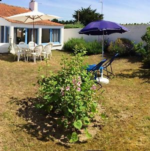 House With 2 Bedrooms In Barbatre With Wonderful Sea View Enclosed Garden And Wifi photos Exterior