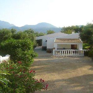Chalet With 2 Bedrooms In El Gastor, With Wonderful Lake View And Furnished Terrace - 120 Km From The Beach photos Exterior