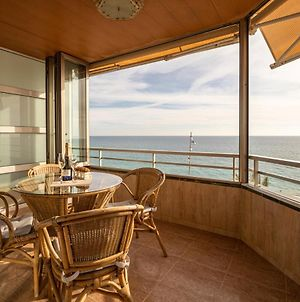 Apartment With 3 Bedrooms In Calafell With Wonderful Sea View Terrace And Wifi photos Exterior