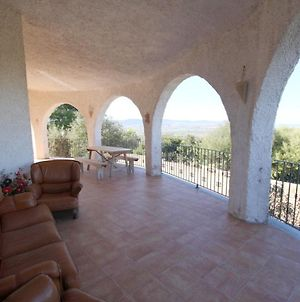 House With 3 Bedrooms In La Tozza With Wonderful Sea View And Enclosed Garden 3 Km From The Beach photos Exterior