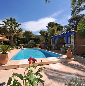 Villa With 5 Bedrooms In Carqueiranne, With Private Pool, Furnished Terrace And Wifi - 5 Km From The Beach photos Exterior