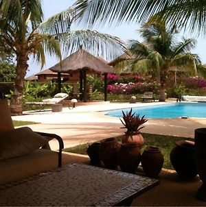 Villa With 3 Bedrooms In Nianing With Private Pool Enclosed Garden And Wifi 500 M From The Beach photos Exterior