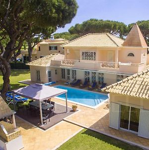 Villa With 7 Bedrooms In Quarteira With Private Pool Enclosed Garden And Wifi 2 Km From The Beach photos Exterior