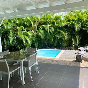 Apartment With One Bedroom In Le Moule With Private Pool Furnished Terrace And Wifi 200 M From The Beach photos Exterior