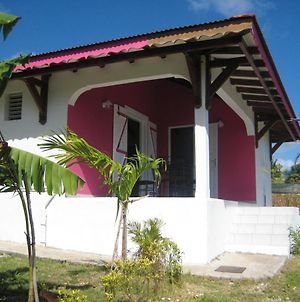 House With 2 Bedrooms In Saint Francois With Furnished Terrace And Wifi 5 Km From The Beach photos Exterior