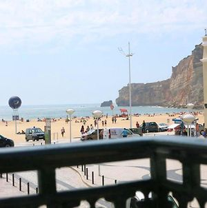 Apartment With 4 Bedrooms In Nazare With Wonderful Sea View Balcony And Wifi 100 M From The Beach photos Exterior