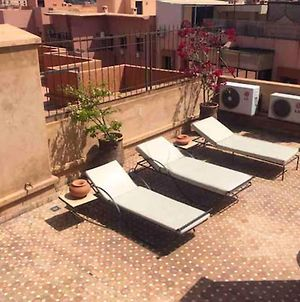 Apartment With 2 Bedrooms In Marrakesh With Wonderful City View Shared Pool Furnished Terrace photos Exterior