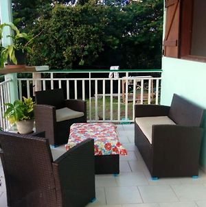House With 2 Bedrooms In Deshaies With Wonderful Sea View And Terrace 500 M From The Beach photos Exterior