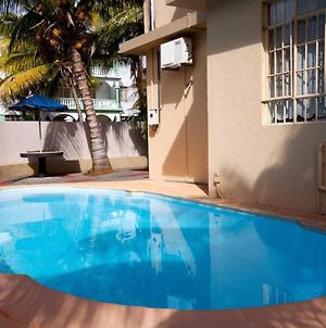 Apartment With 3 Bedrooms In Trou-Aux-Biches, With Shared Pool, Furnished Balcony And Wifi - 1 Km From The Beach photos Exterior