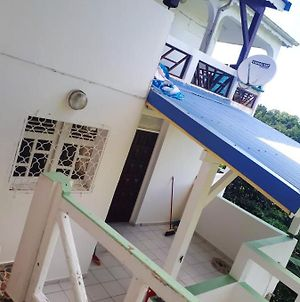 House With One Bedroom In Saint Anne With Wonderful Mountain View Enclosed Garden And Wifi 6 Km From The Beach photos Exterior
