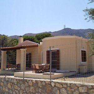 Villa With 2 Bedrooms In Kalymnos Island With Wonderful Mountain View And Enclosed Garden 800 M From The Beach photos Exterior