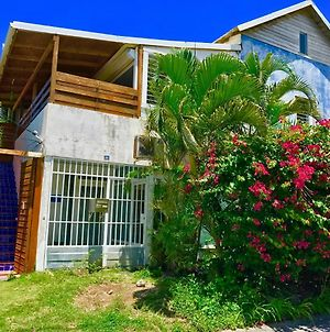 Apartment With 5 Bedrooms In Sainte Anne With Wonderful Sea View Furnished Terrace And Wifi 150 M From The Beach photos Exterior