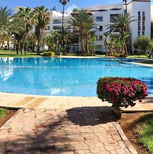 Apartment With 2 Bedrooms In Agadir With Shared Pool And Furnished Garden 100 M From The Beach photos Exterior