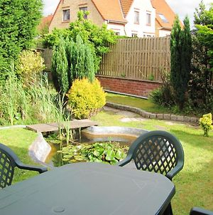 Apartment With 2 Bedrooms In De Panne With Furnished Garden And Wifi 200 M From The Beach photos Exterior